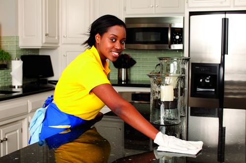 The Maids' HealthyTouch house cleaning system is a step above the competition. For a taste, call us 513-396-6900